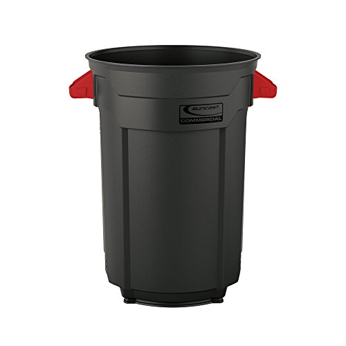 44 gallon trash can - 8