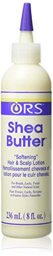 Organic Root Stimulator Shea Butter Moisturizing Lotion, 8 Ounce