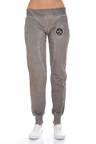 Geographical Norway - Jogging Femme Geographical Norway Mexcellence Gris Clair