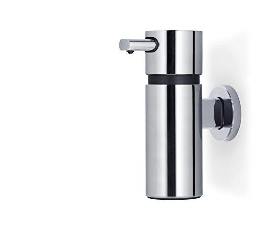 Soap Blomus (blomus 68814 Polished Areo Wall Mounted Soap Dispenser)