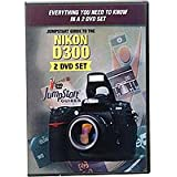 Nikon D300 JumpStart Guides (A TWO Tutorial DVD set)