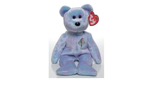 ef79d82c115 Amazon.com  Ty Beanie Babies - Issy the Teddy Bear (Four Seasons Chicago  Exclusive)  Toys   Games
