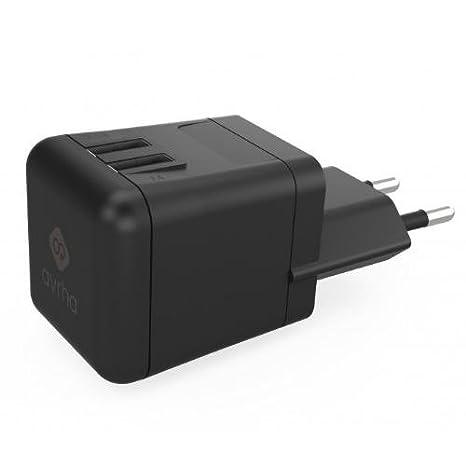 BQ 11BQCAR15 - Cargador doble USB 3.1A
