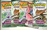 Pokemon Ex Holon Phantoms Booster Packs (5 Pack Lot) [Toy]