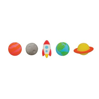 outer space cake decorations - 9