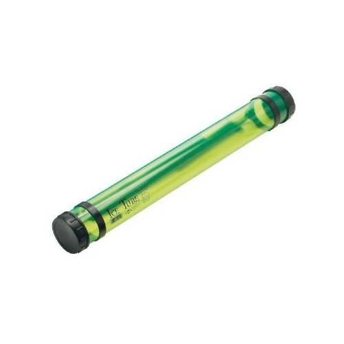 Alvin MT43-GR Ice Tubes Green Storage & Transport Tube  2 3/4 inches I.D. x 43 inches