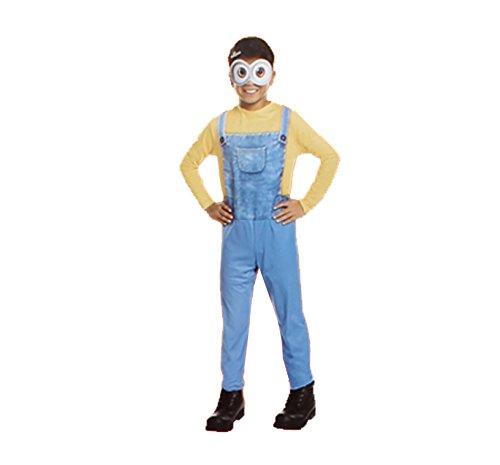 Despicable Me Minion Bob Child Costume (Small) - Minion Bob Kids Costumes