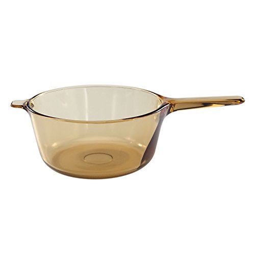 Corning Vision Visions 2.5L Covered Saucepan with Lid by Corning Vision Visionware (Image #2)