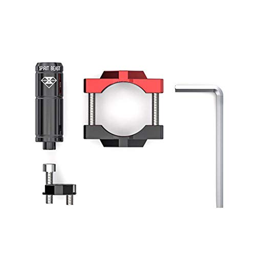 - Extension Bar Bracket Spotlight Modification Accessories Off-Road Motorcycle Lights External Fixed Lamp Holder Lighting Fixture 42mm