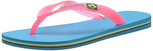 Ipanema Classica Brasil II FF - Sandalias para mujer 23492 Brown/Gold