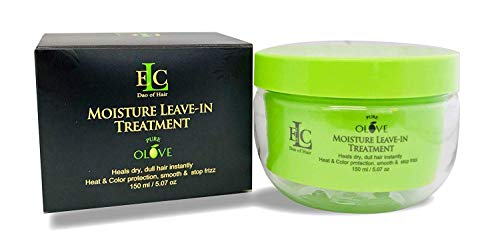 ELC Pure Olove 3 Moisture Leave In Treatment 5.07 oz. Ultra Concentrated