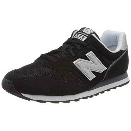 chollos oferta descuentos barato New Balance 373 Core Zapatillas Bajas Hombre Negro Black White Ca2 42 5 EU
