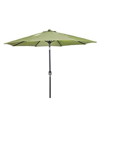 Jordan Manufacturing Steel Market Umbrella (Market Olives)