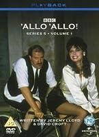 'Allo 'Allo - Series 5 - Volume 1