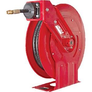Lincoln Lubrication 94552 Heavy Duty High Pressure Grease Hose Reel, 1/4