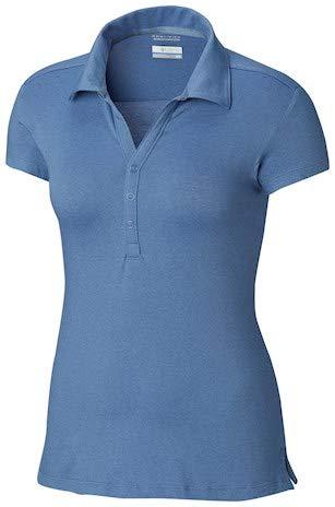 Columbia Shadow Time, Polo Donna, Blu Blu Blu (blu Dusk), XL   Forma elegante    Vendite Online    Conosciuto per la sua bellissima qualità    Colori vivaci    Prezzo Affare  6a8d4b