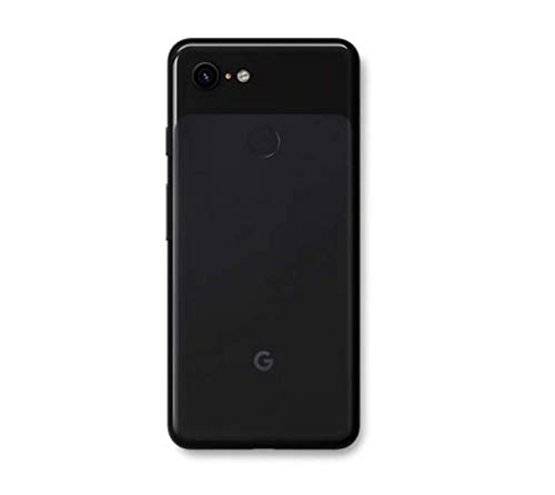 Google Pixel 3 - Factory Unlocked, Black, 64GB