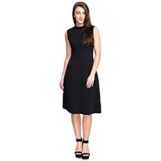 Addyvero Women's Cotton and Crush A-Line Dress 31vxTEO0stL