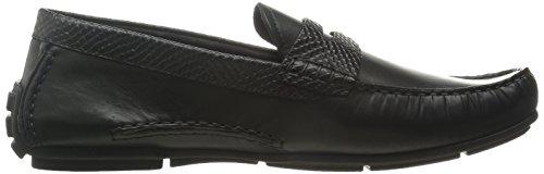 Bacco Bucci Heren 7923-20 Slip-on Loafer Zwart