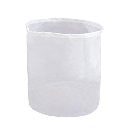 CONIE 75 Micron Nylon Straining Brew Bag for Beer Wine Making Food Grade Filter Bag Nut Milk Bag 18