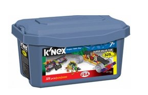 K'NEX Super Value Tub