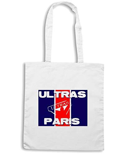 Bianca Shopper Shirt TUM0058 PARIS Borsa Speed wUZa4