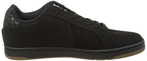 Etnies Men Metal Mulisha Fader 2 Skateboarding Shoes Black (581-black/Grey/White) 35Qq2vzM