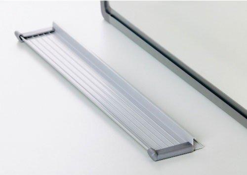 Tableau blanc 240 cm x 120 cm-magn/étique