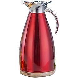304 Stainless Steel Coffee pot 2l Vacuum pot Insulation pot Kettle Double Juice Milk Teapot