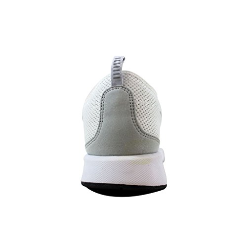 Nike Mens Shoe Casuale Dualtone Racer Bianco Platino / Puro