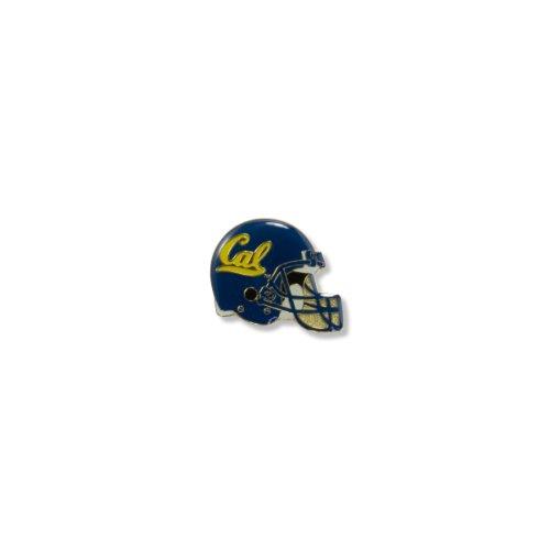 - NCAA California Berkeley Golden Bears Helmet Pin