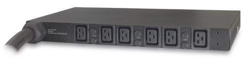 Rack Pdu, Basic, 1U, 14.4KW, 208V, (6) - Rack Basic 208v