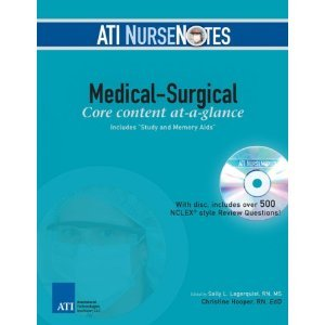 Download ATI NurseNotes Medical Surgical 2nd (second) Edition BYHooper pdf