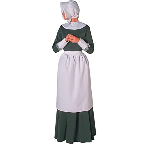 (Rubies Costume Pilgrim Lady Accessory Kit (Adult) Adult (One Size) )