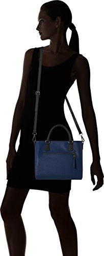 Bleu Ink s main Shopper Sacs portés Oliver Dark wxx8XqS