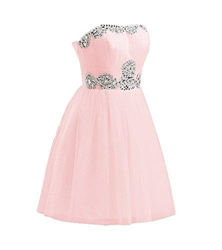 CoutureBridal - Vestido - Noche - para mujer rosa 48