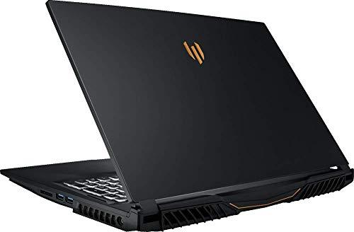 "XPC WE75 9TK-654 (Intel 9th Gen i7-9750H, 32GB RAM, 1TB NVMe SSD, Quadro RTX 3000 6GB, 17.3"" Full HD, Windows 10 Pro) Workstation Laptop"