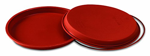 (Silikomart Silicone Classic Collection Pizza Pan,)