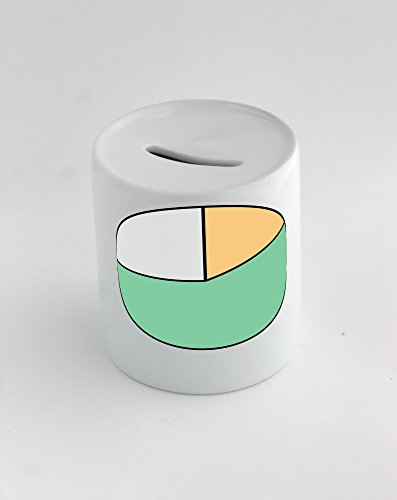 Price comparison product image Money box with A design of Uhr