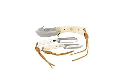 Puma SGB Trophycare set White Bone with Leather Sheath