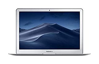 Apple MacBook Air (13-inch, 8GB RAM, 128GB SSD Storage) - Silver (B07211W6X2) | Amazon price tracker / tracking, Amazon price history charts, Amazon price watches, Amazon price drop alerts