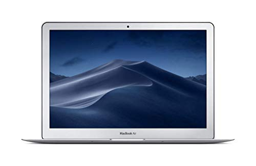 Apple MacBook Air (13-inch, 1.8GHz dual-core Intel Core i5, 8GB RAM, 128GB SSD) - Silver (Previous Model) (Best Apple Laptop 2019)