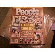 Special Collection Edition People Weekly 25 Years of Covers (People Weekly, Special Collector's Edition People Weekly 25 Years of Covers)