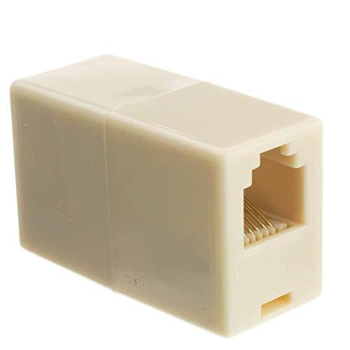 (GOWOS Inline Telephone Coupler (Voice), RJ12, 6P/6C)