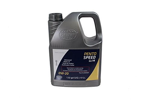 Pentosin 8044307 Pentospeed Ll-14 0W-20 5L, 169.05 fluid_ounces by Pentosin