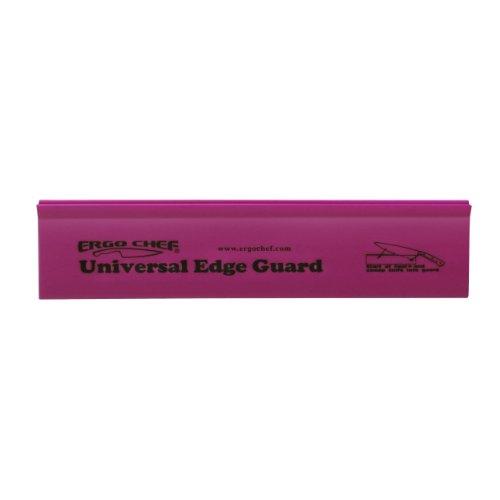 Knife Edge guard 6 inch x 1.5 inch (Purple) knife sleeve by Ergo Chef (Edge 6 Dexter Guard)