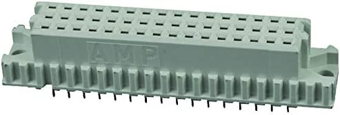 2.54 mm 3 Row c, a DIN 41612 Connector b Receptacle 48 Contacts Pack of 10 5535070-4