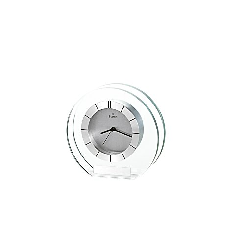 Bulova B2842 Accolade Designer's Table Clock -