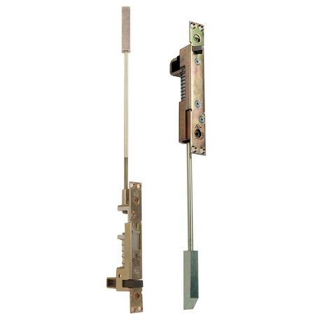 Latching Automatic Flushbolt, Metal Door by IVES