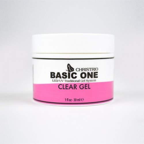 Christrio BASIC ONE Clear Gel (1 oz) by Christrio